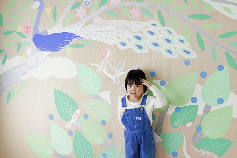 東京・世田谷の一軒家写真館 Neem Tree Studio
